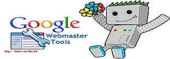 webmaster google