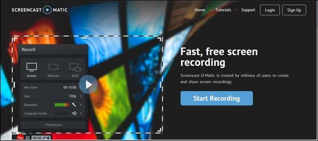 Программы для зиписи видео с экрана