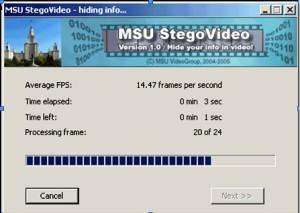 добавление текста в видео5